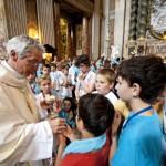 Pèlerinage des servants de messe à Rome