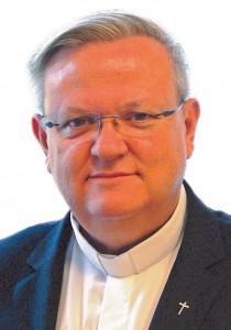 Mgr Jean-Louis Balsa, évêque de Viviers