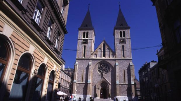 cathédrale_Sarajevo_Bosnie