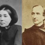 Antoinette Fage et Etienne Pernet