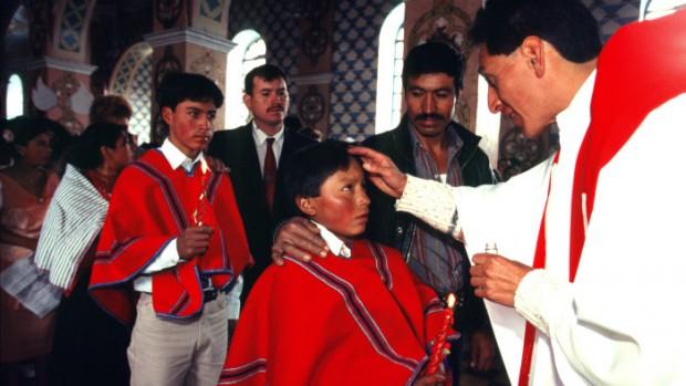 Confirmation en Equateur