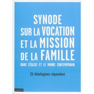 synode sur la vocation et la mission de la famille