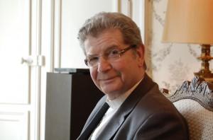 Portrait de Mgr Laurent Ulrich
