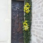Porte Sainte du Sanctuaire d'Ars, diocèse de Belley-Ars