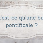 Bulle pontificale