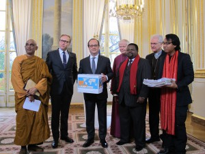 COP21_Hollande_religions