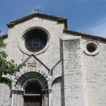Église Notre Dame des Pommiers, Porte Sainte du diocèse de Digne
