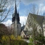 Église Notre Dame de la couture, Porte Sainte du diocèse d'Evreux