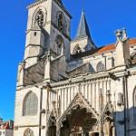 Basilique Saint Jean-Baptiste à Chaumont, Porte Sainte du diocèse de Langres