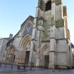 Eglise Notre Dame de Saint-Dizier, Porte Sainte du diocèse de Langres