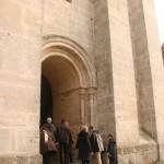 Porte Sainte de la Cathédrale du Mans