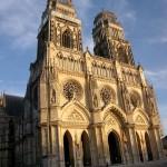 Cathedrale Sainte Croix, diocèse d'Orléans