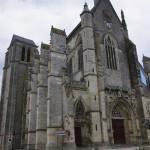 Église Notre Dame de Clery, diocèse d'Orléans