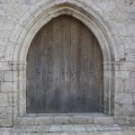 Porte Sainte de Notre Dame de Clery, diocèse d'Orléans