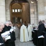 Porte Sainte de l'église Saint Benoit, diocèse d'Orléans