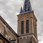 Eglise Saint François à Millau, Porte Sainte du diocèse de Rodez