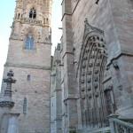 Porte Sainte de la Cathédrale de Rodez