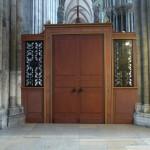 Porte Sainte dans la Cathédrale de Rouen
