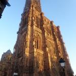 Cathédrale de Strasbourg, Porte Sainte du diocèse