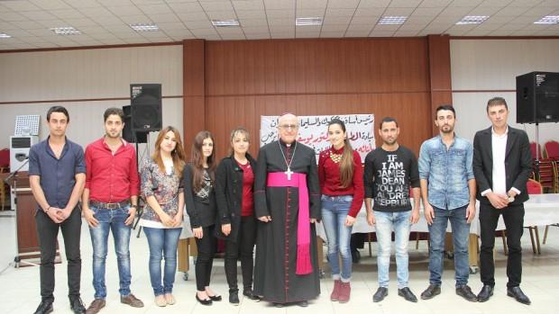 le groupe des yazidis