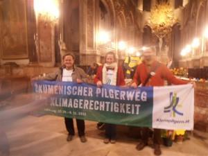 Pèlerins climatiques allemands