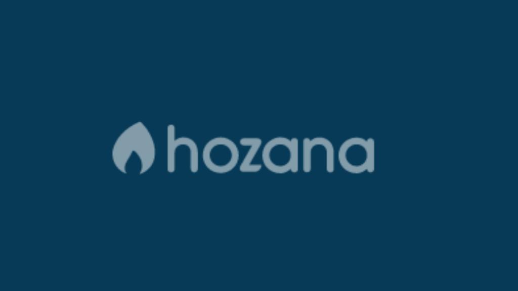 Logo Hozana thumbnail