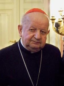cardinal stanislaw dziwisz 2
