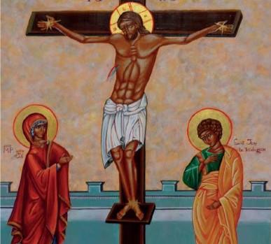 """Si quelqu'un a soif, qu'il vienne à moi et qu'il boive, celui qui croit en moi... """"De son sein couleront des fleuves d'eau vive"""" (Jean 7,37-38)"""