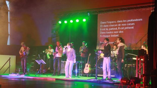 spectacle joué les 7 et 8 mai pour financer le départ de jeunes aux JMJ de Cracovie