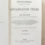 Encyclopedie sciences utiles