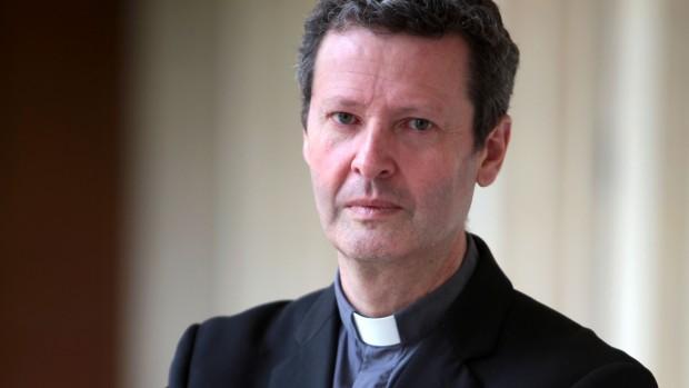 Mgr Didier Berthet, évêque de Saint-Dié