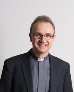 Mgr Thibalt Verny, évêque auxiliaire de Paris