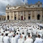 Jubilé des prêtres à Rome