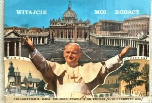 Jean-Paul II en Pologne