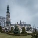 Sanctuaire marial Jasna Gora à Czestochowa en Pologne.