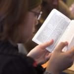 prépartion de jeunes au baptême