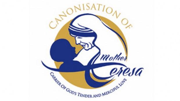 logo_canonisation_mère_Teresa