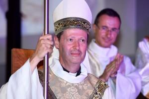 Ordonné évêque de Saint-Dié le 4/09/2016 à Epinal
