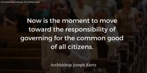 Déclaration Mgr Kurtz