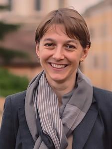 Nataša Govekar, Directrice du Département théologique et pastoral du Secrétariat pour la Communication (Rome).