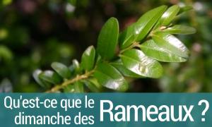 rameaux