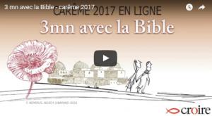 retraite careme bible bayard