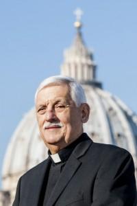 P. Arturo SOSA ABASCAL, préposé général de la Compagnie de Jésus.