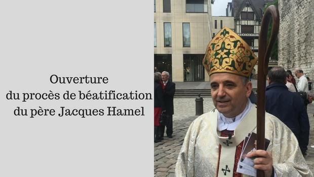 Ouverture procès béatification Jacques Hamel