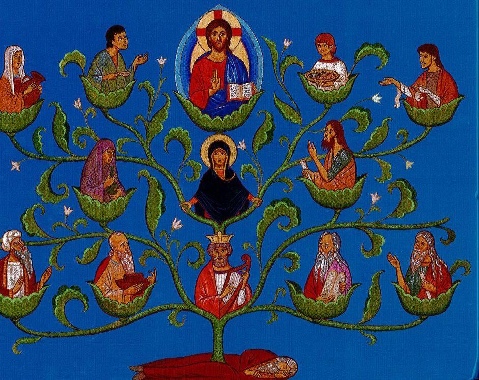 En famille avec Dieu - vignette