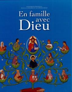 Couverture En famille avec Dieu