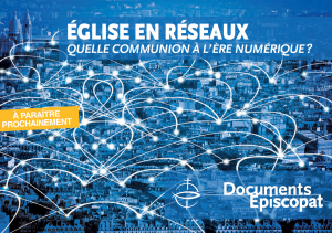 Documents épiscopat numérique