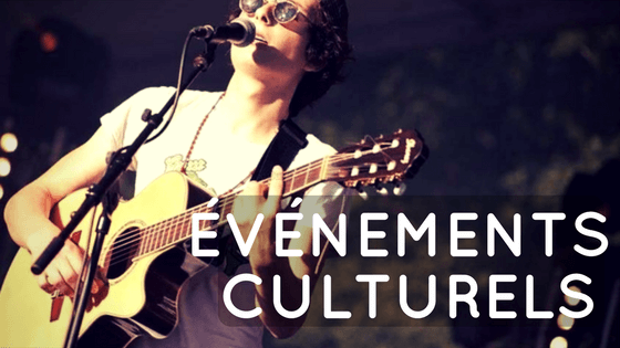 événements culturels