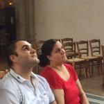 Fouad et sa mère Antoinette