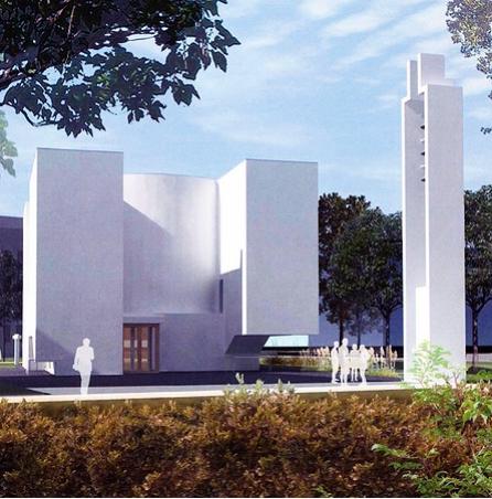 église de Rennes